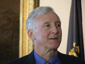 Jim Rubens, GOP candidate for U.S. Senate